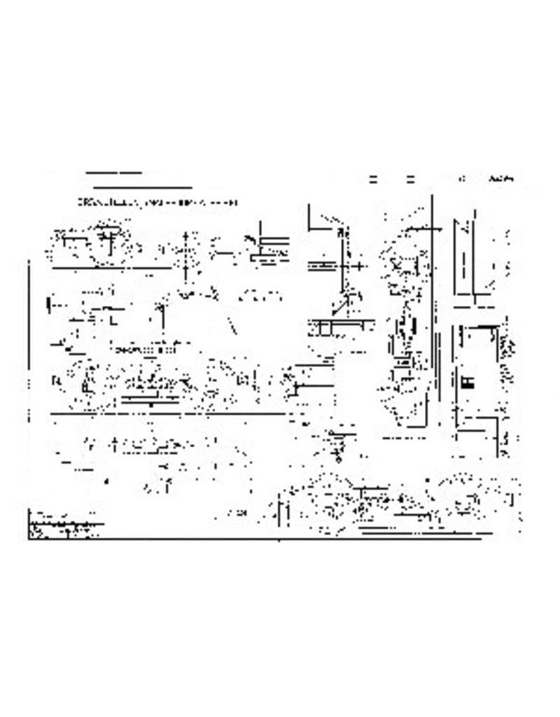 NVM 21.02.004 draaistel NZHVM smalspoormaterieel en derailleerwagen H104-105