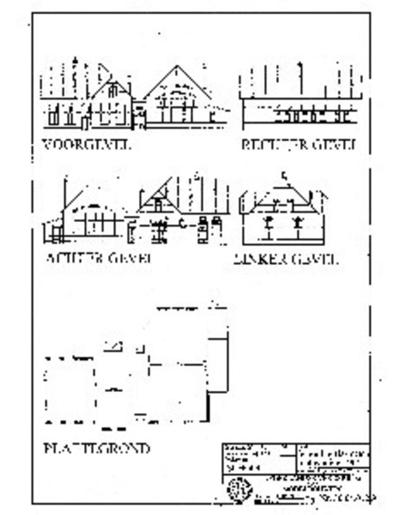 NVM 30.04.012/A school met woning Harmelen (1904)