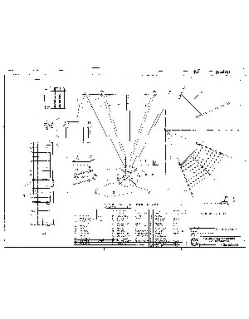 NVM 30.06.011 achtkant stellingmolen