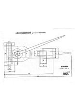 NVM 30.06.026 Kaapstand om de molen te kruien; rond 1400