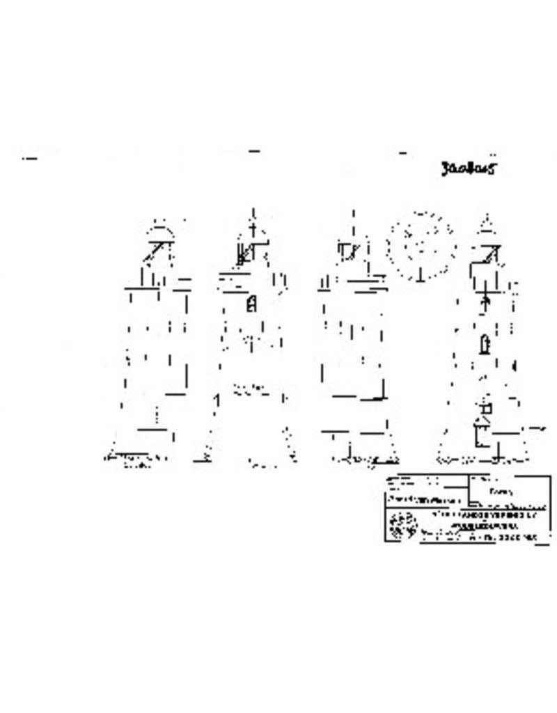"NVM 30.08.005 Vuurtoren ""Paard van Marken"