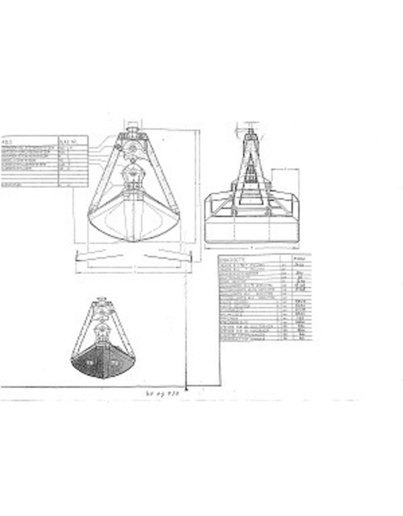 NVM 30.09.030 diverse grijpers