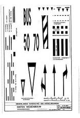 NVM 31.02.001 maten voor wegaanleg op de modelspoorbaan