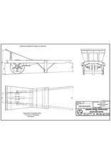 NVM 40.32.075 geveerde aardbeienkruiwagen uit Aalsmeer