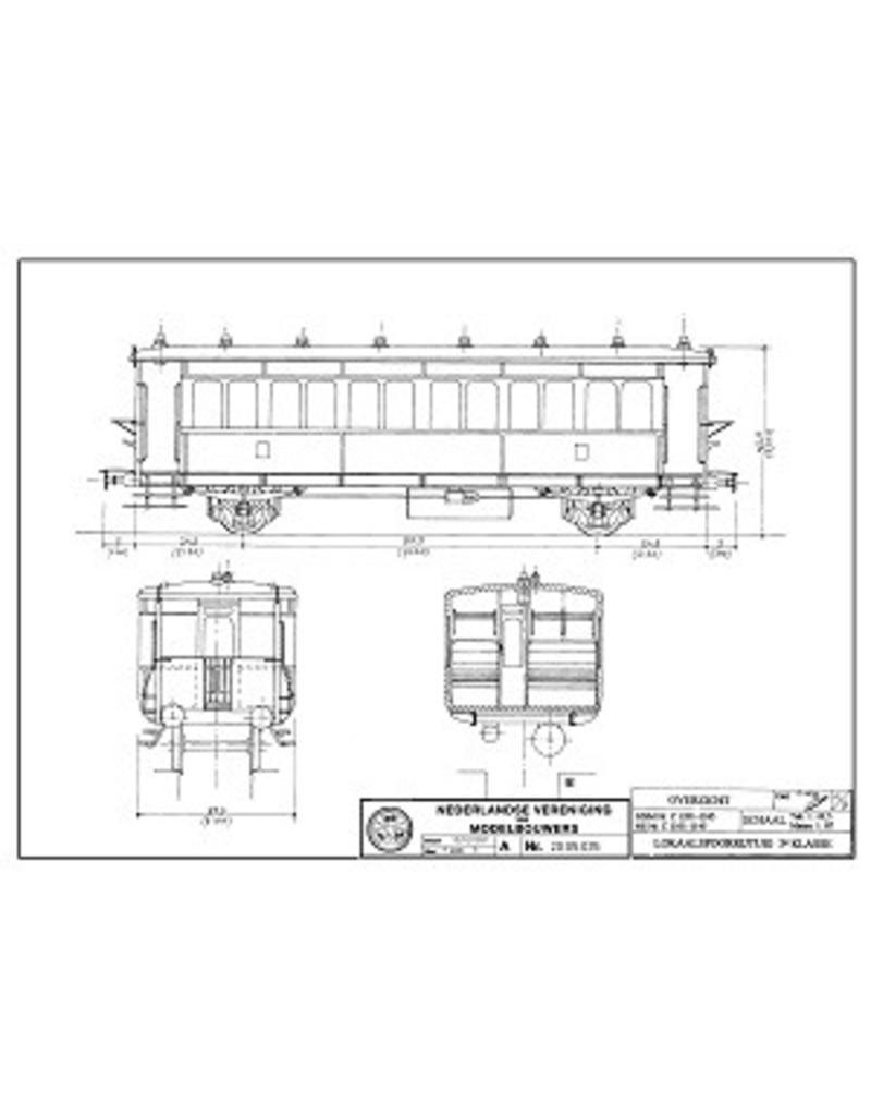 NVM 20.05.035 HSM Lokaalspoortrein voor Spoor 0
