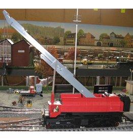 NVM 20.49.001 Spoorweg bergingskraan voor Spoor 0