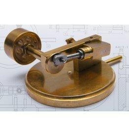 NVM 60.01.064 Miniatuur oscillerende stoommachine
