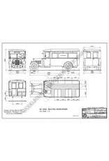 NVM 40.03.002 De Dion-Bouton/Werkspoor autobus GTU (ca. 1925)