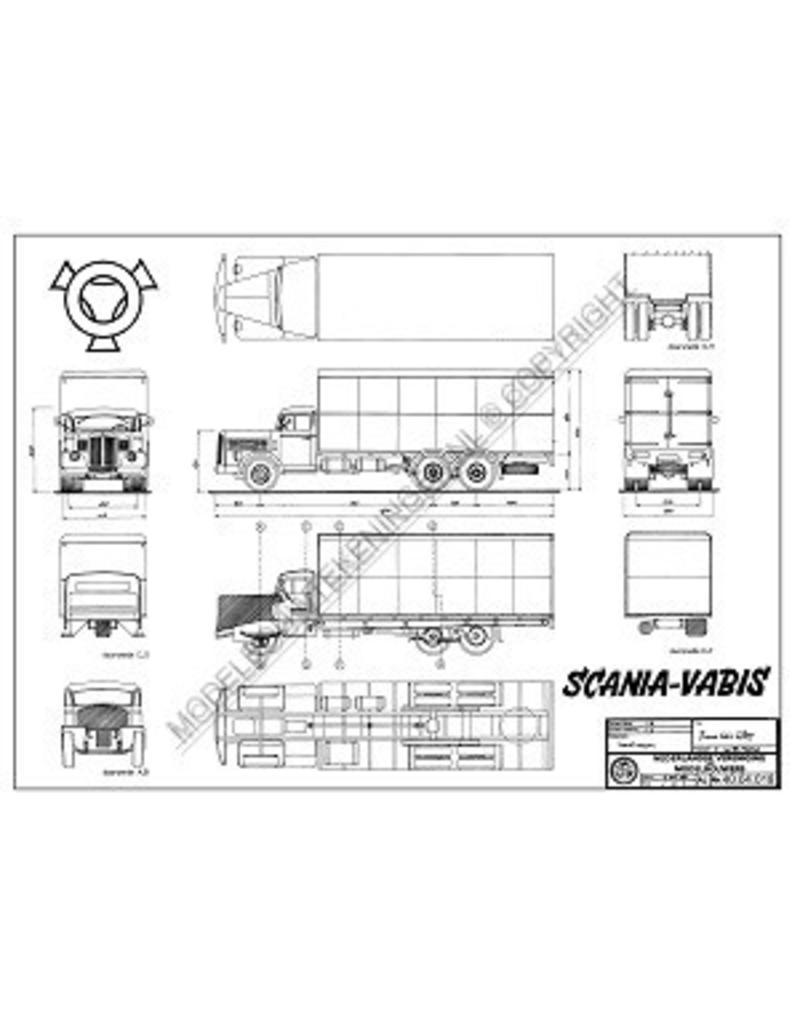 NVM 40.04.018 Scania Vabis LS 677L