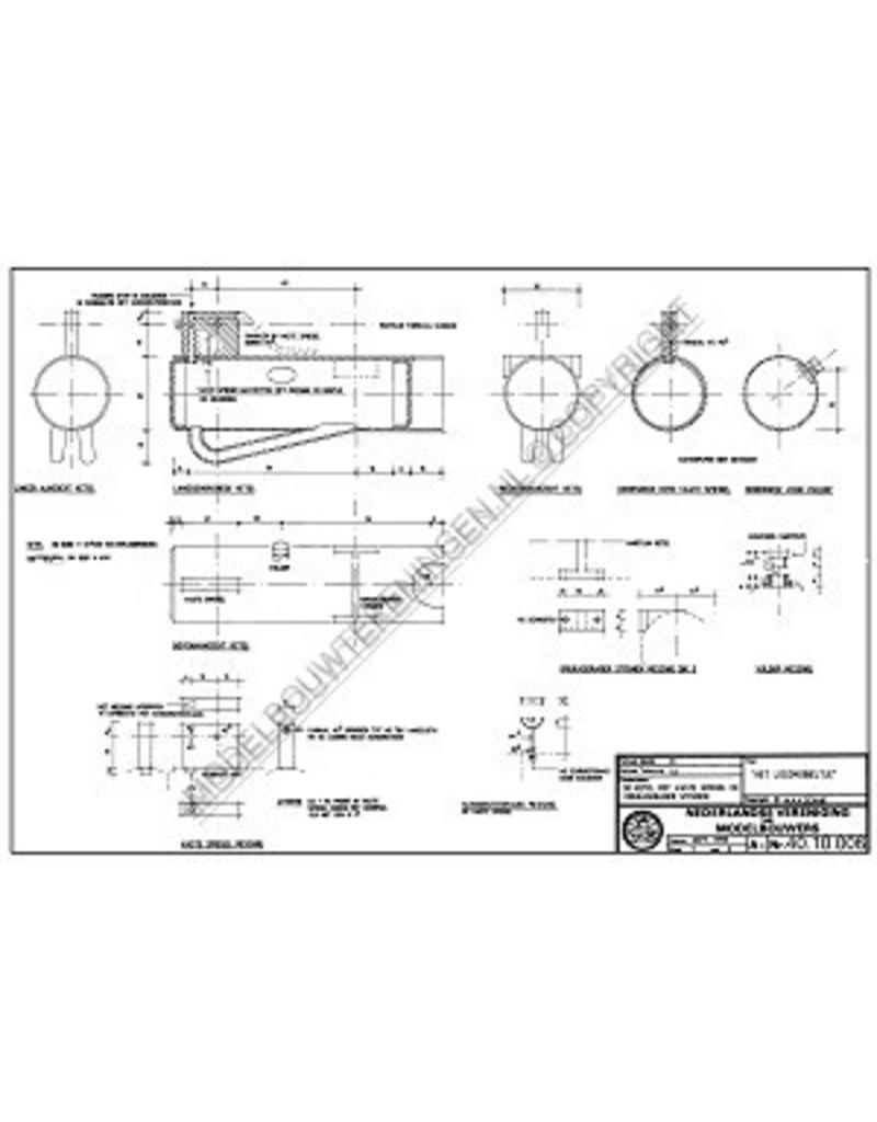 NVM 40.10.006 Het Locomobieltje - freelance model
