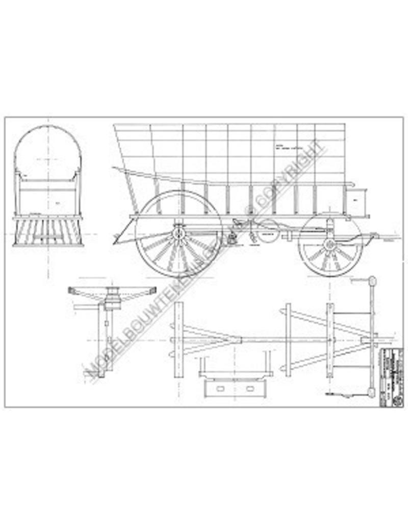 NVM 40.31.076 Voortrekkerswagen 1836