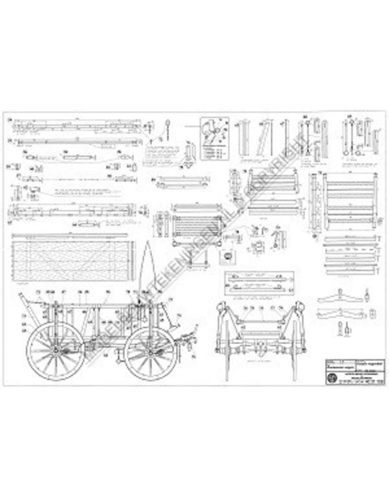 NVM 40.31.108 Roemeense wagen