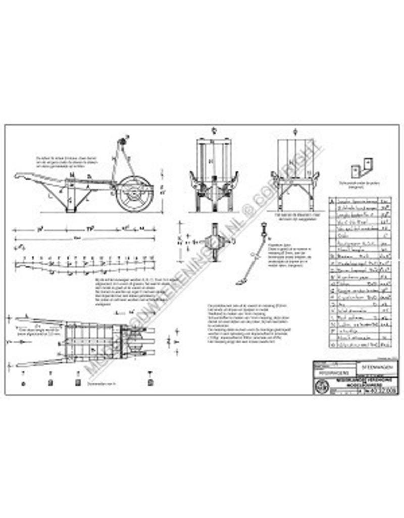NVM 40.32.009 steenwagen