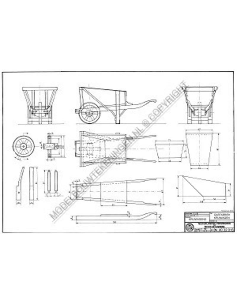 NVM 40.32.016 gasfabriek kruiwagen