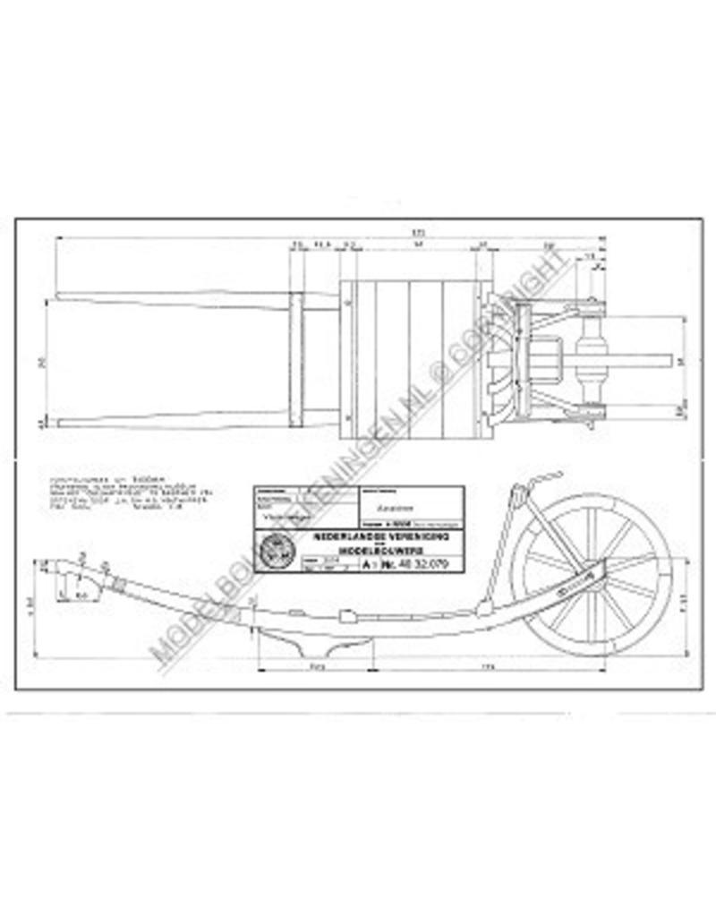 NVM 40.32.079 Vlaskruiwagen