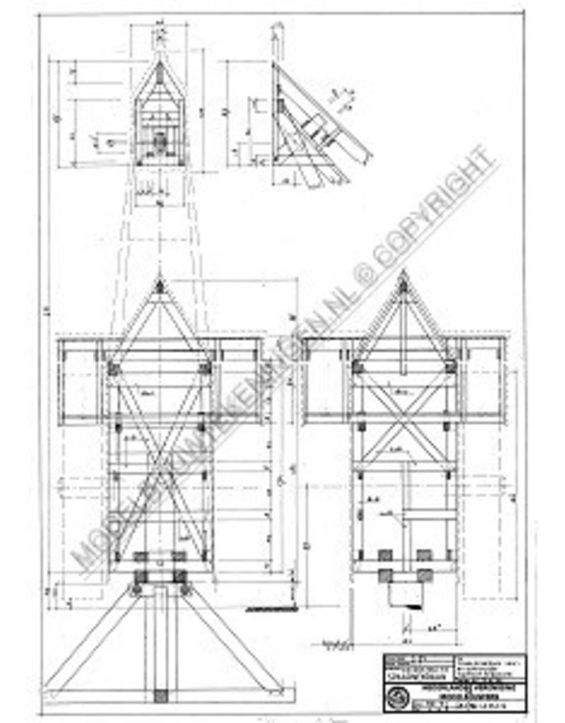 NVM 40.35.016 Spaarnekraan, Haarlem (reconstructie)