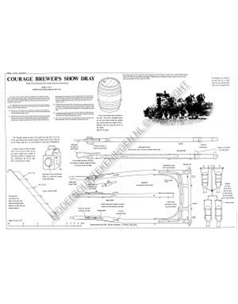 NVM 40.38.004 bierbrouwers showwagen