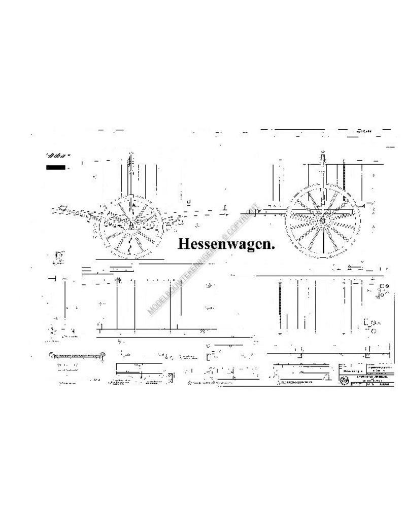 NVM 40.38.060 Hessenwagen