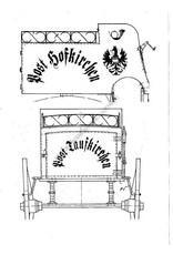 NVM 40.38.064 Oostenrijkse postwagen
