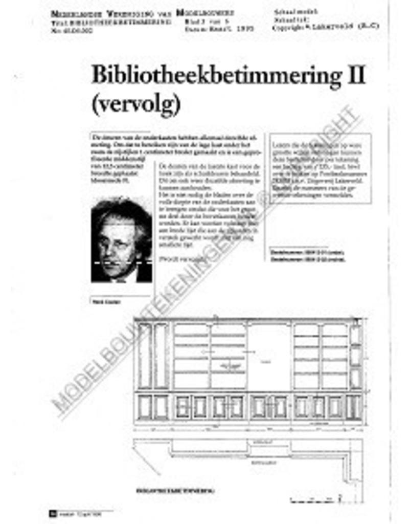 NVM 45.05.002 bibliotheekbetimmering