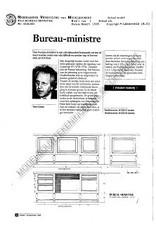 NVM 45.06.003 bureau-ministre