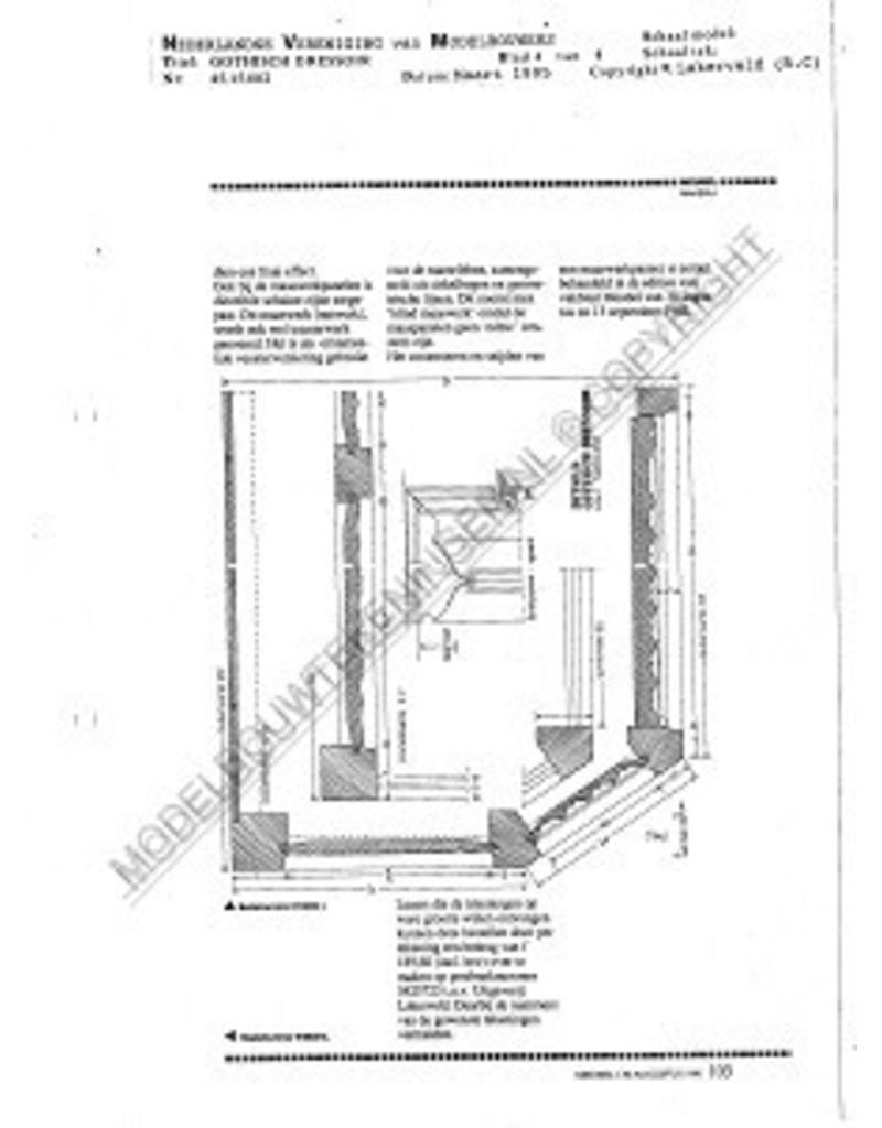 NVM 45.15.002 gothisch dressoir