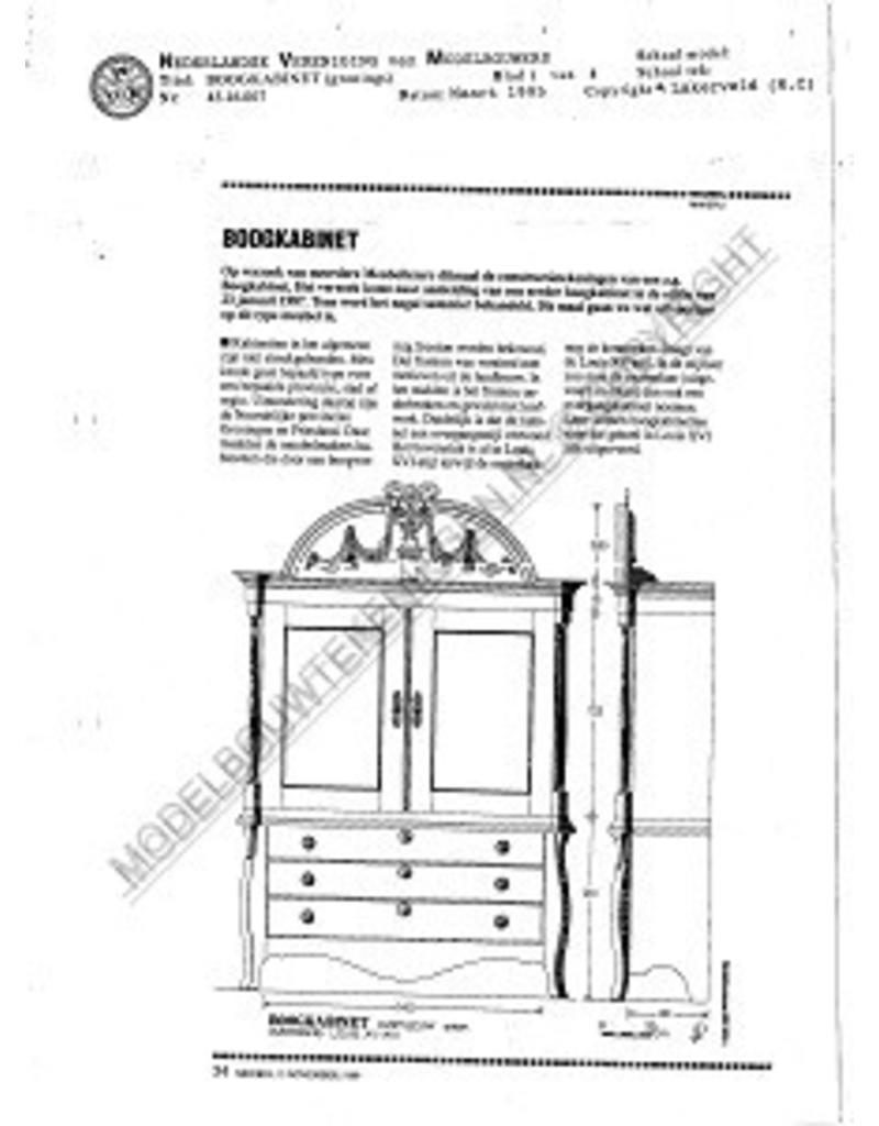 NVM 45.16.007 Gronings boogkabinet