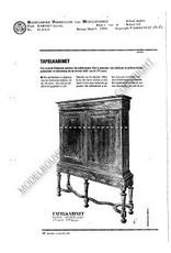 NVM 45.16.012 barok kabinet