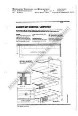NVM 45.16.015 kabinet (Louis XV)
