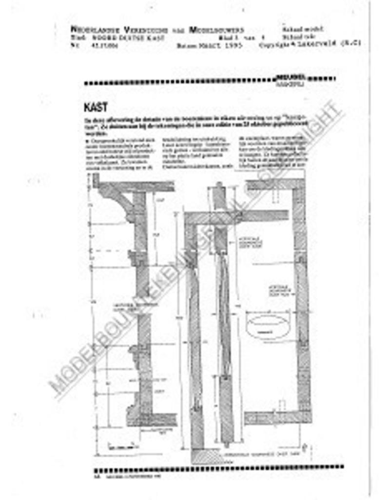 NVM 45.17.006 Noord-Duitse kast