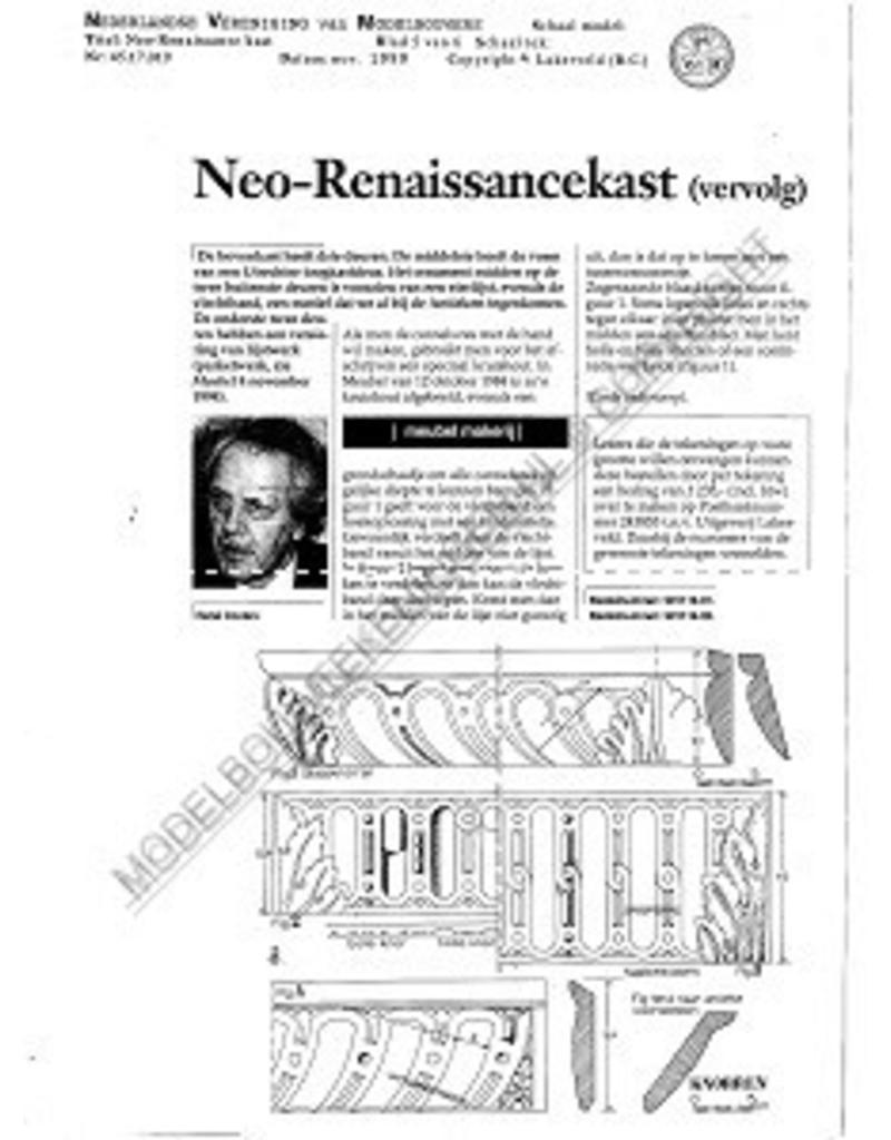 NVM 45.17.019 neo-renaissance kast