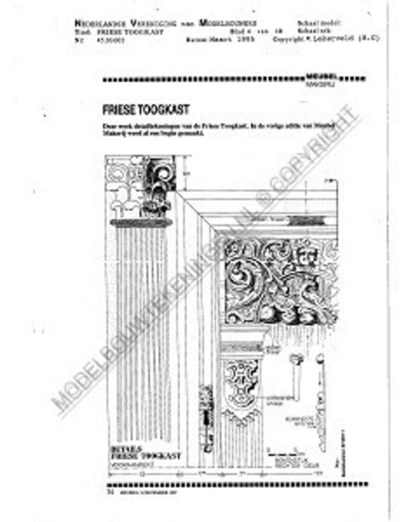 NVM 45.20.002 Friese toogkast