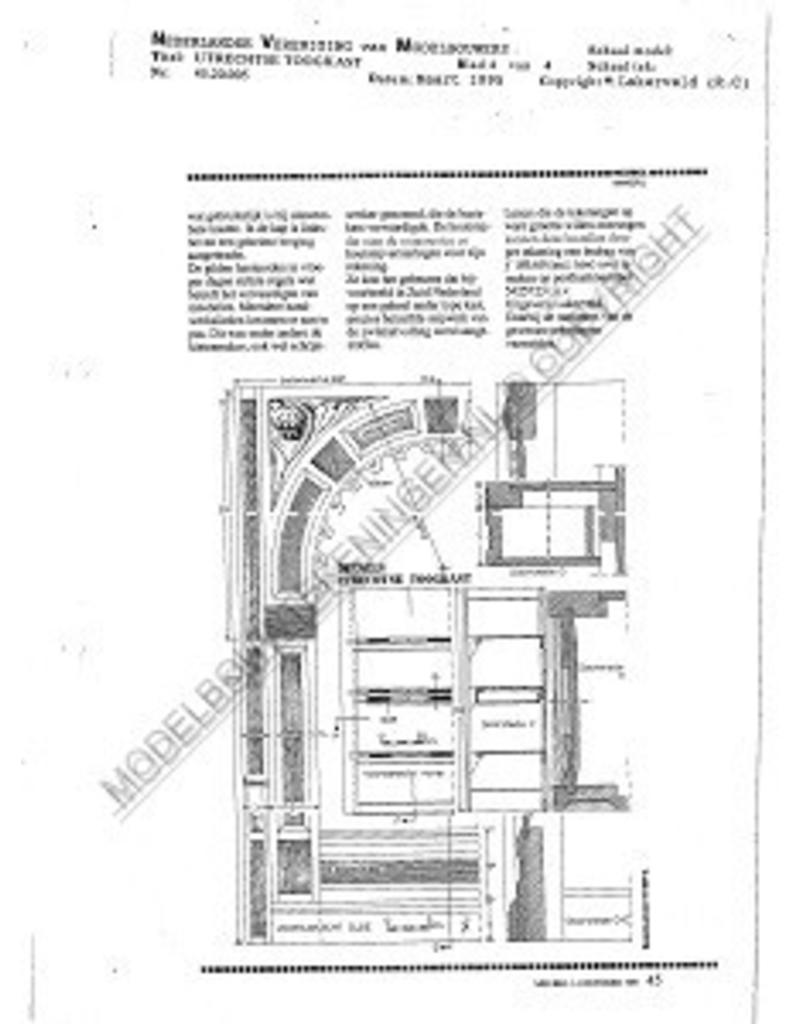 NVM 45.20.005 Utrechtse toogkast