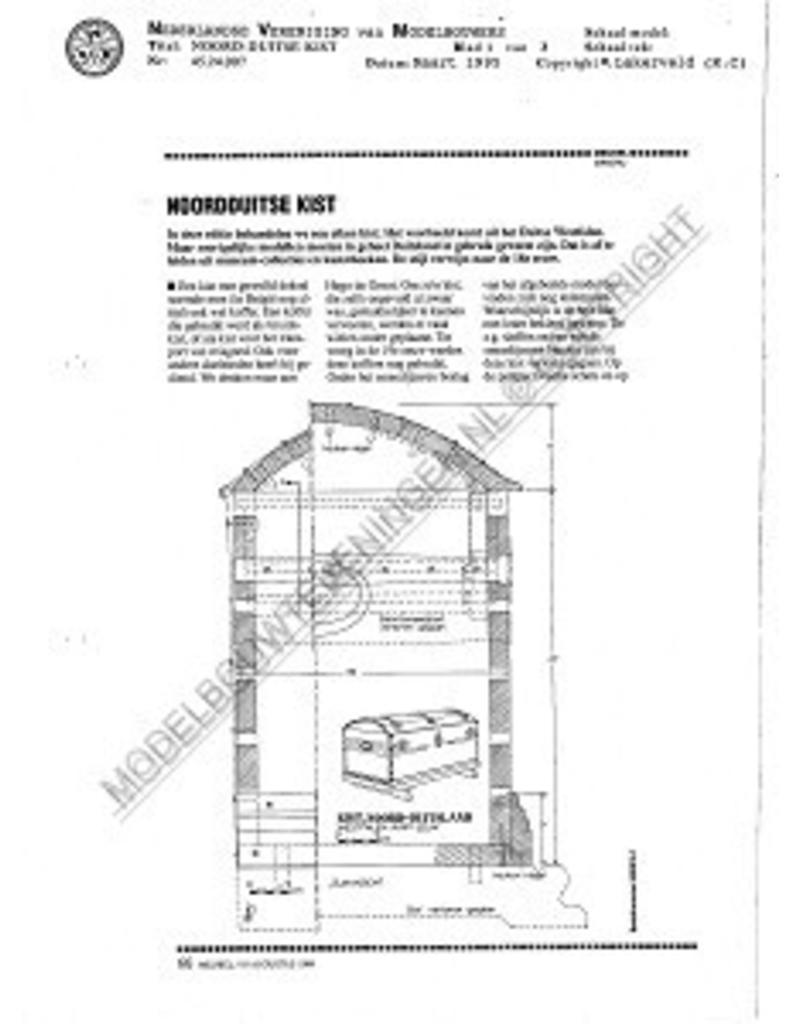 NVM 45.24.007 Noord-Duitse kist