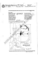 NVM 45.43.004 Victoria driepoottafel