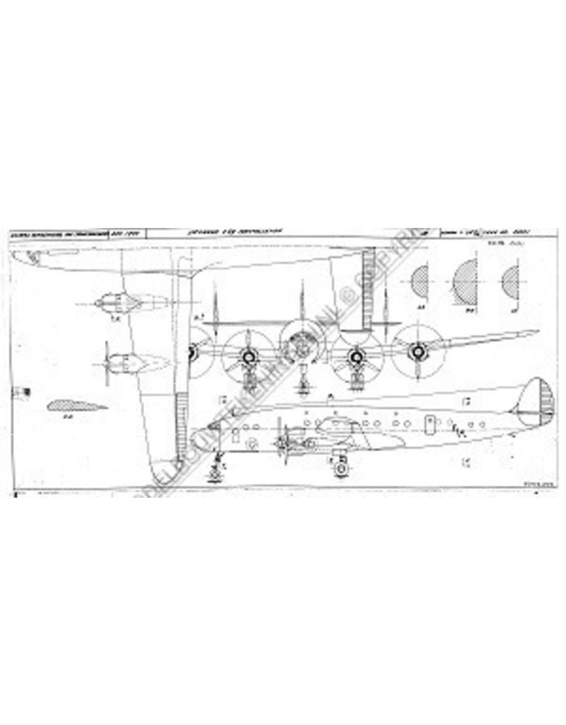 NVM 50.02.001 Lockheed C69 Constellation