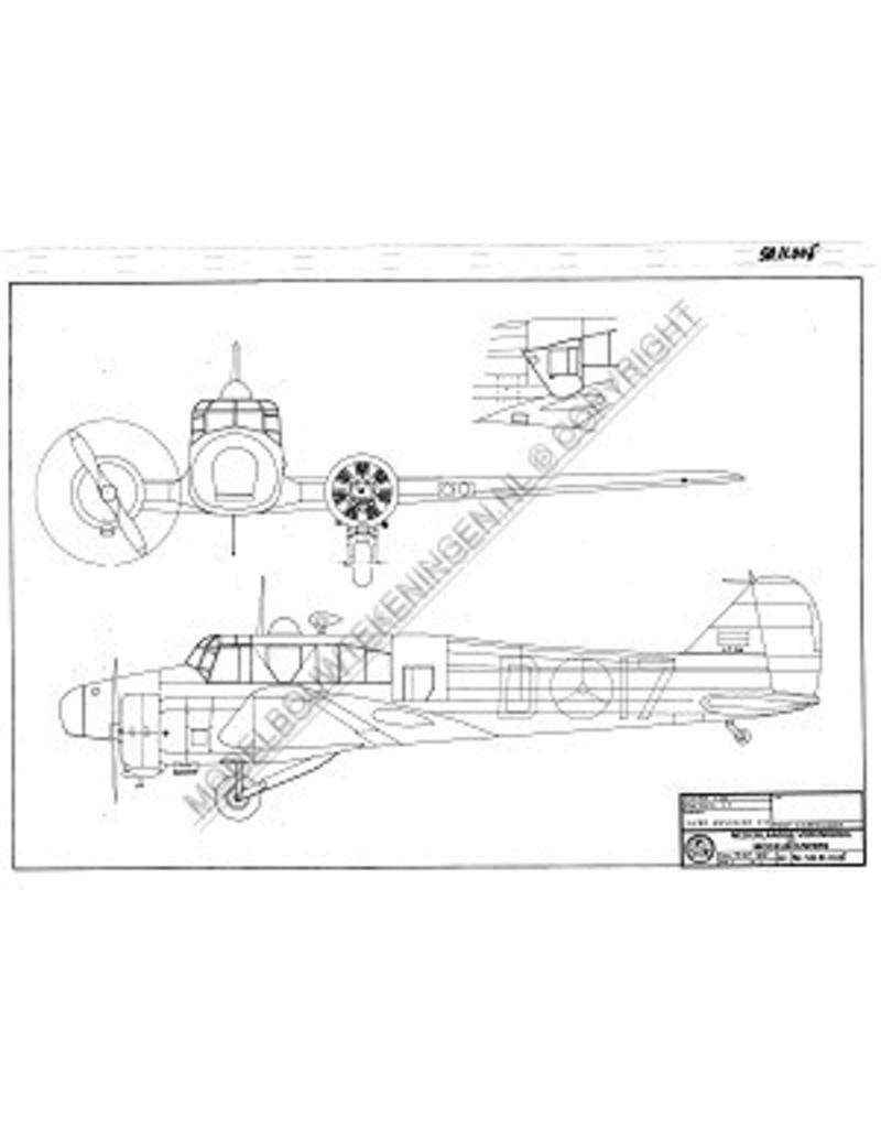 NVM 50.11.016 Avro-Anson