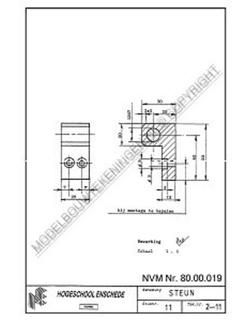 NVM 80.00.019 Revolver draaibank