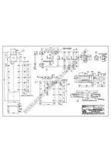 NVM 80.00.034 Boor-freesmachine voor houtbewerking