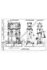 NVM 60.01.008 stoomplant, vert. 1- en 2-cilindermachine met ketel en hulpapparatuur