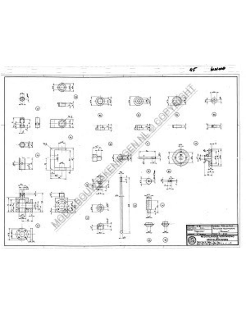 NVM 60.01.018 Horizontale stoommachine Bromo