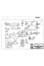 NVM 60.01.022 snellopende 2 cyl. stoommachine Phoenix met ketel