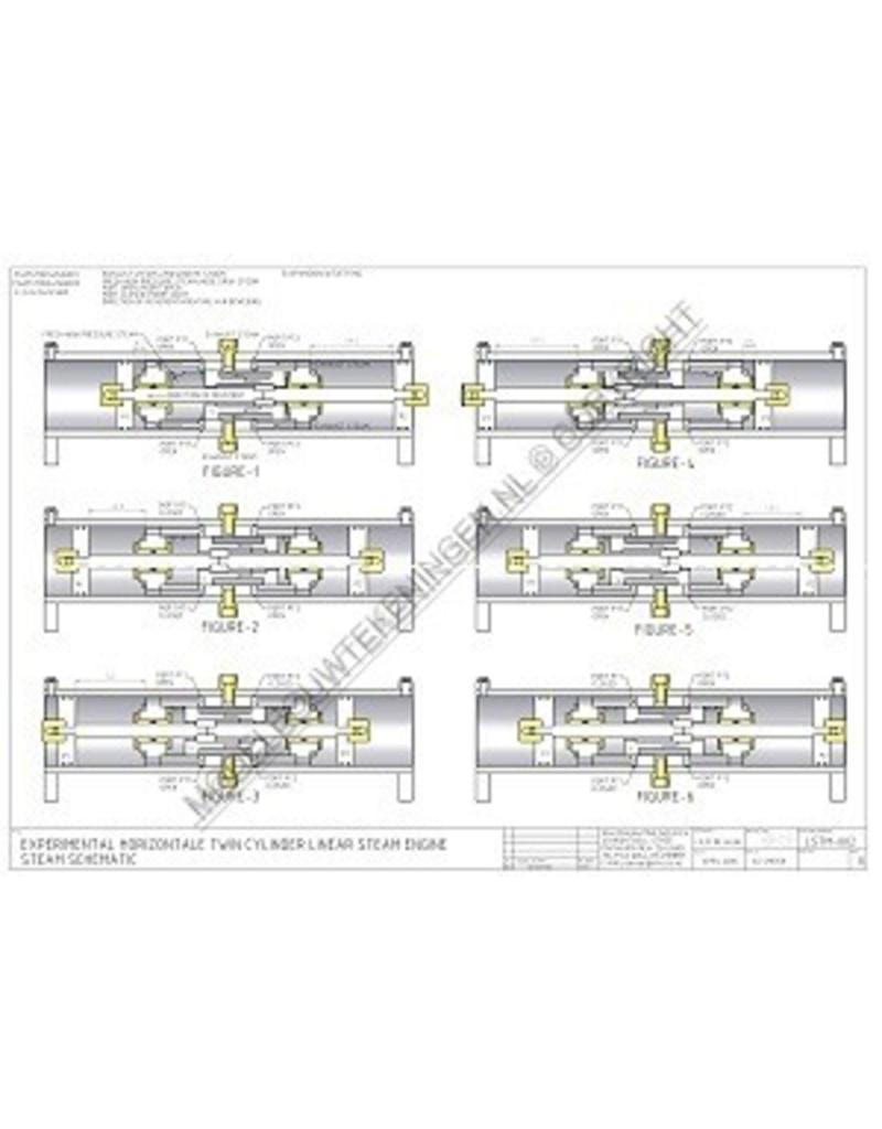 NVM 60.01.058 CD - Tweecilinder lineaire stoommachine