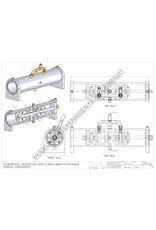 NVM 60.01.058/A Tweecilinder lineaire stoommachine