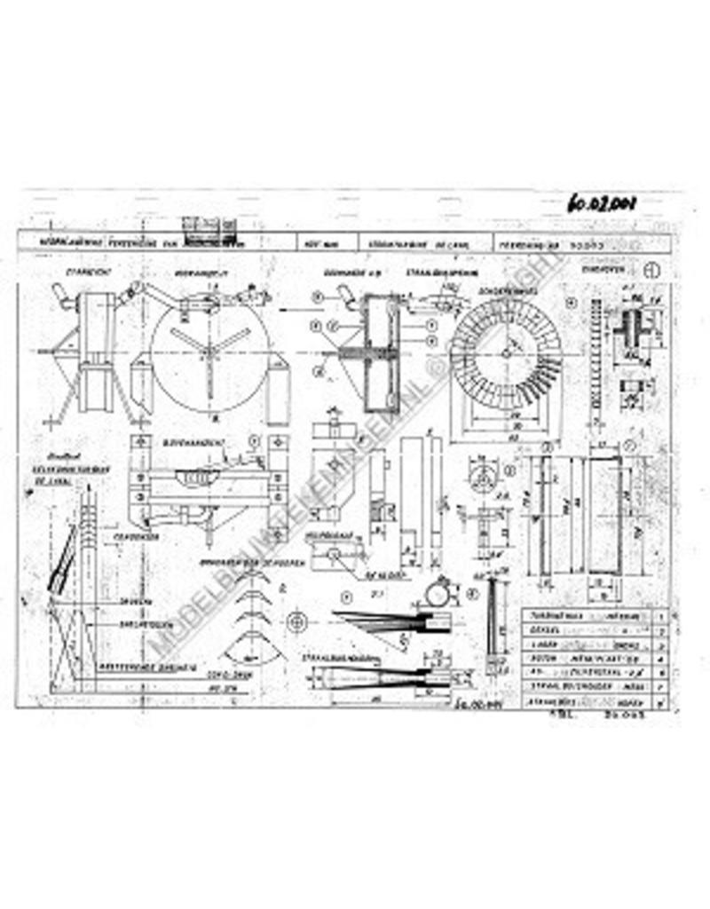 NVM 60.02.001 Laval stoomturbine
