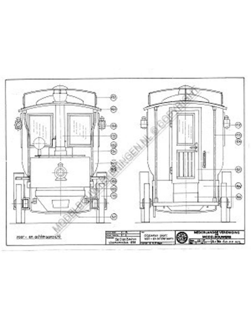 NVM 60.05.002 De Dion Bouton stoomomnibus (1898)