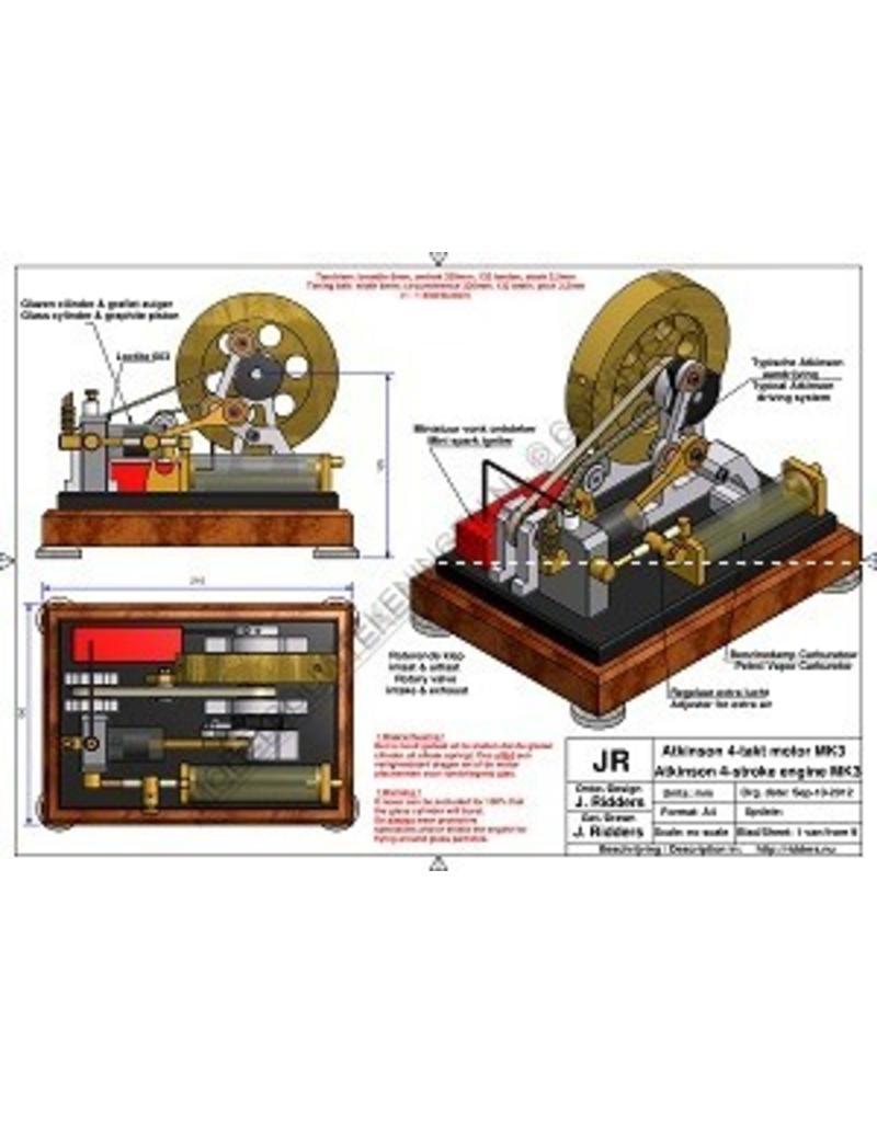 NVM 60.10.019 Atkinson motor Mk 2
