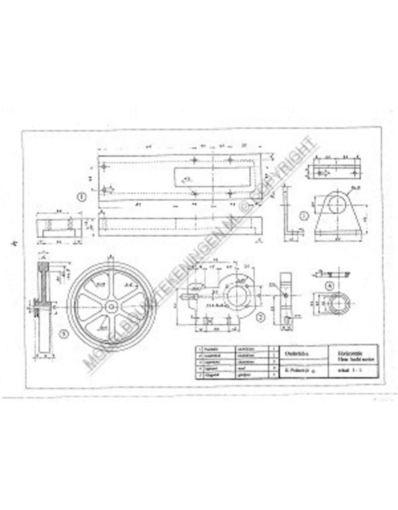 NVM 60.12.006 eenvoudige heteluchtmotor