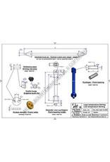 NVM 60.12.020 Lage temperatuur Stirling met CD-vliegwiel