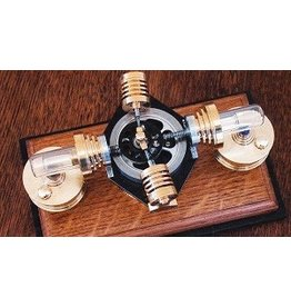 NVM 60.12.026 Horizontale tweecilinder Stirlingmotor